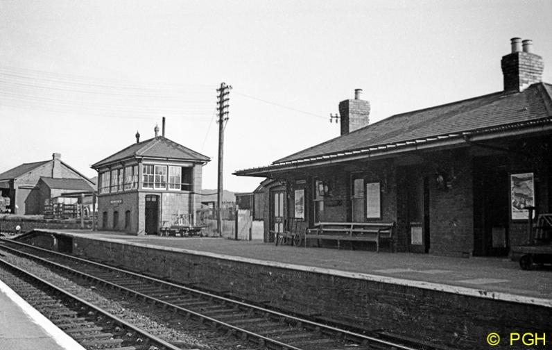 Trawsfynydd Station 1959 (South)